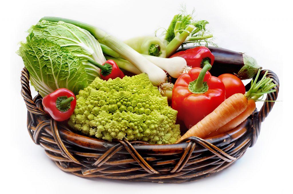 vegetable diets